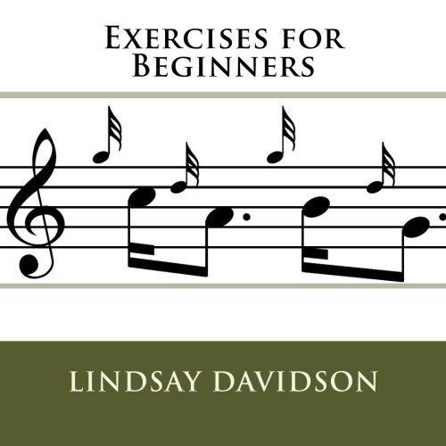 Exercises for Beginners - Bagpipe Music Book