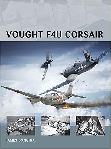 vought f4u corsair air vanguard james d angina adam tooby
