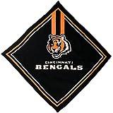 NFL Cincinnati Bengals Fandana Bandana