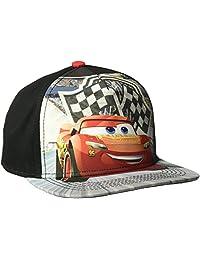 Disney Boys Big Boys Cars Lightening McQueen Adjustable Baseball Cap