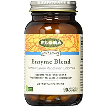 Udo's Choice - Enzyme Blend Capsules- 90 count