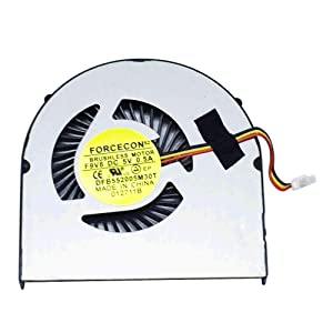 New Replacement Compaitble for Dell Inspiron 3421 3437 5421 5435 5437 5748 5749 15-3000 3541 3549 3542 3543 3878 Series Laptop CPU Cooling Fan by YDLan