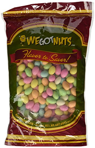 Jordan Almonds - Candy Coated - Assorted, 5 lbs