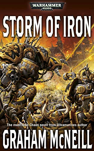 Storm of Iron (Warhammer 40,000) (Iron Storm)