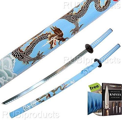 Dragon Samurai Knife - 40
