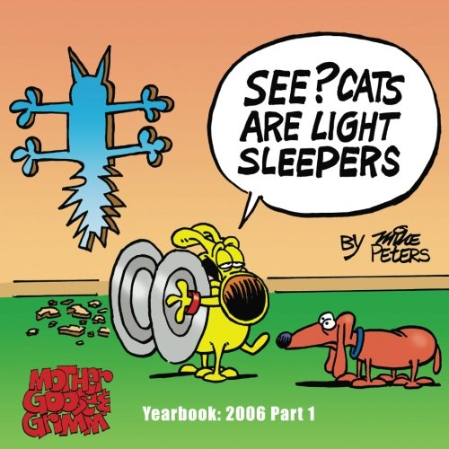 Cats Are Light Sleepers: Yearbook: 2006 Part 1