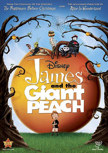 James and the Giant Peach Joanna Lumley Pete Postlethwaite Roald Dahl Paul Terry