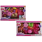 Childrens Kitchen Series Complete Cookware Play Set-Varies