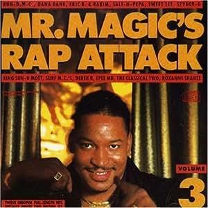 Various - Rap Attack CD 1