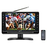 Best Portable TVs - SuperSonic Portable Widescreen LCD Display with Digital TV Review