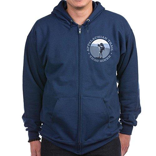 Zip Thru Hooded Sweatshirt - 8