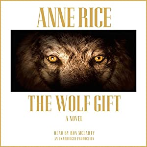 The Wolf Gift Hörbuch