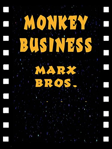Monkey Business (Marx Brothers) 1931