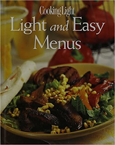 Descargar libros gratis en línea para iphone Cooking Light: Light and Easy Menus in Spanish ePub 084872383X