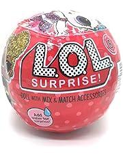 L.O.L Surprise Glitter 8 Series Doll Red Edition Surprises