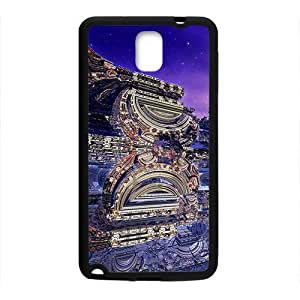 Artistic aesthetic building fashion phone case for samsung galaxy note3 BY RANDLE FRICK by heywan