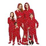 Family Holiday Merry Litmas Matching Pajamas | Pets Coat Size S/M