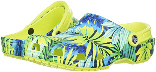 Crocs Unisex Classic Graphic Clogs