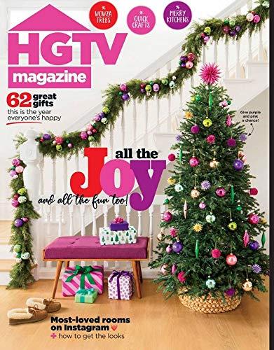 HGTV Magazine (Designs Related Christmas)