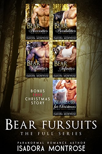 99¢ - Bear Fursuits Books 1-4 Bundle
