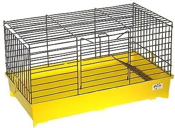 Jaula cavia 1 para conejos nani cavia hurones roditore conejo 58 x ...
