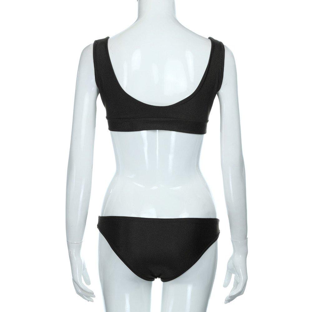 Bikini Mujer 2019 Trajes de Baño Bikini Conjuntos Sexy Trajes de ...
