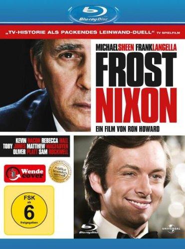 Frost/Nixon [Alemania] [Blu-ray]: Amazon.es: Sheen, Michael ...
