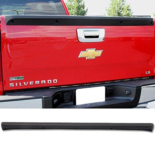 (07-13 Silverado Sierra OEM Factory Tailgate Protector Spoiler PP Top Cap)