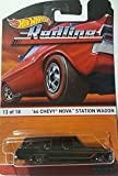 '64 CHEVY NOVA STATION WAGON (13 of 18) * Redlines / Heritage Series * 2015 Hot Wheels 1:64 Scale Die-Cast Vehicle
