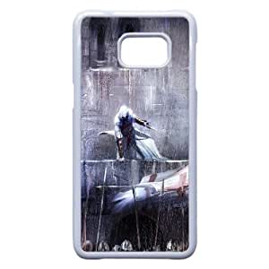 Samsung Galaxy S6 Edge Plus Phone Case White altair ibn laahad assassins creed UKT8615044