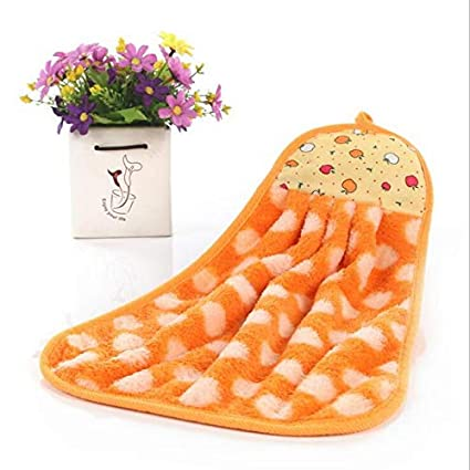 Amazon.com: YingYing Bath and Clean Cartoon Coral Velvet ...