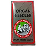 Brother SASEW8012 Sewing Machine Needles by Organ 10 pack of ten needles(100 needles)