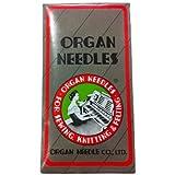 SASEW8012 Sewing Machine Needles by Organ 10 pack of ten needles (100 needles)