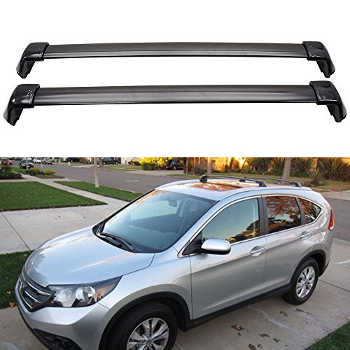 2012-2013 Honda CRV CR-V OEM Quality Black Roof Rack Cross Bar