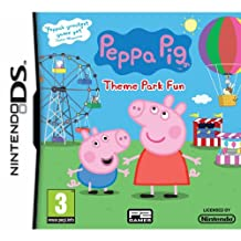 Peppa Pig - Theme Park Fun [Nintendo DS NDS DSI, Video Game] NEW
