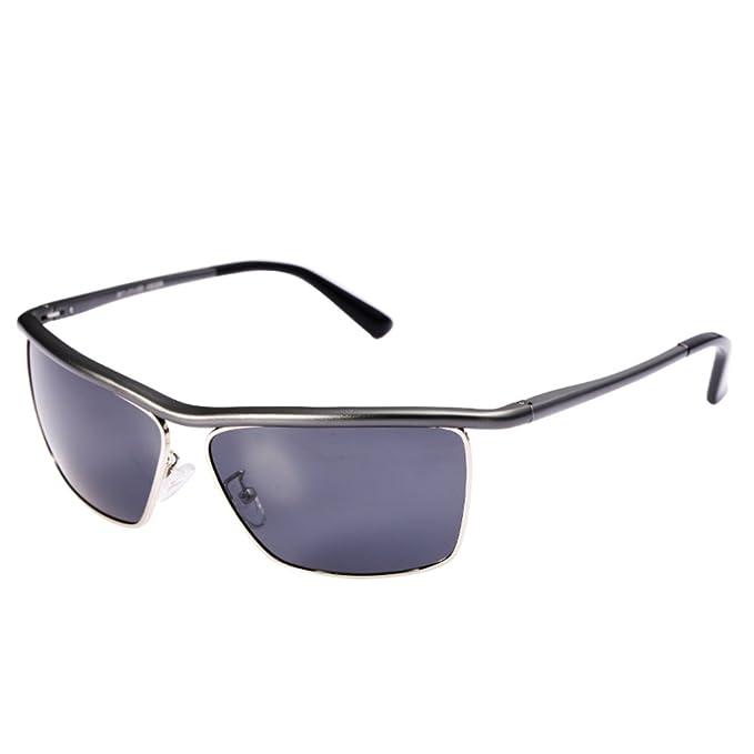 gafas de sol/Gafas de sol polarizadas de HD hombre/Espejo con chófer/