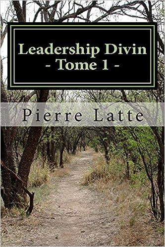 Meilleurs livres audio à télécharger Leadership Divin: Les Bases Fondamentales du Leadership de JESUS  1494725975