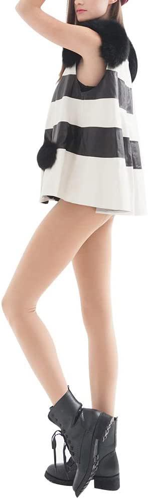 La Dearchuu Winter Leggings for Petite Women Warm Thick Fleece Lined Thermal Stretchy Leggings Women Small Size
