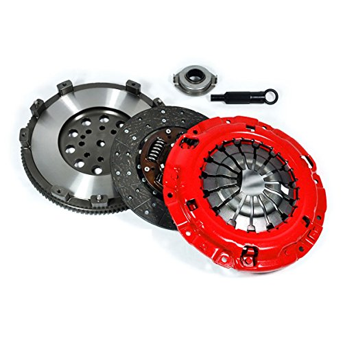 (EFT STAGE 1 CLUTCH KIT & 15 LBS RACE FLYWHEEL 3000GT VR4 STEALTH R/T 3.0L TURBO)