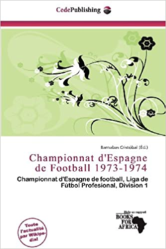 Livres Championnat D'Espagne de Football 1973-1974 epub pdf