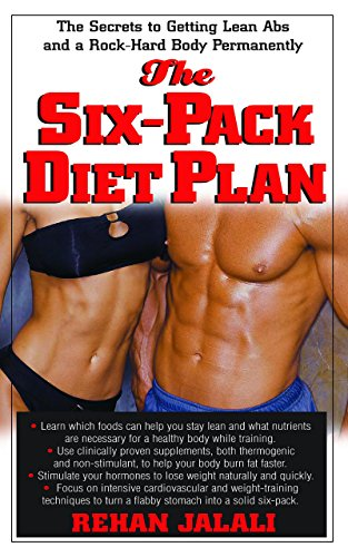 Six Pack Diet Plan Rock Hard Permanently ebook product image
