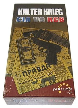 Guerra fría - Cia VS Agencia - Juego de cartas a partir de ...
