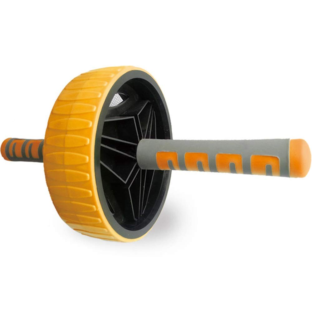 Byx- Abdominal Wheel Big Wheel Abdominal Wheel Abdominal Wheel Mute Big Wheel Abdominal Equipment Body Shaping Fitness Equipment -Roller Wheel by Byx- (Image #1)