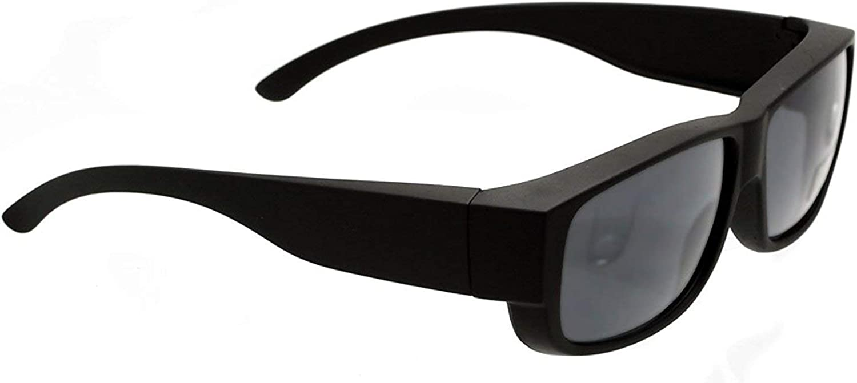 Oramics Sonnenbrille polarisiert Unisex Sonnen-/Überbrille f/ür Brillentr/äger UV400 /Überbrille f/ür Damen und Herren FIT OVER Sonnenbrillen werden /über die normale Brille getragen