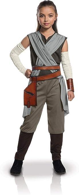 Star Wars - Disfraz de Rey Premium para niña, infantil 5-7 años ...