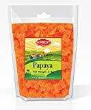 SUNBEST Dried Papaya Chunks in Resealable Bag (3 Lb)