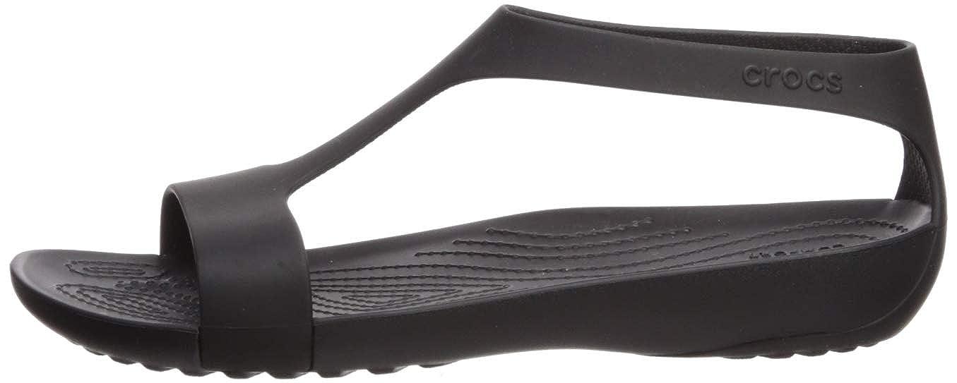 Crocs W Serena Sandals 205469-060 Zapatos de Playa y Piscina para Mujer