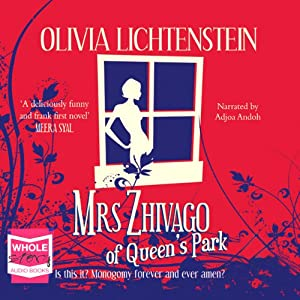 Mrs Zhivago of Queen's Park Audiobook