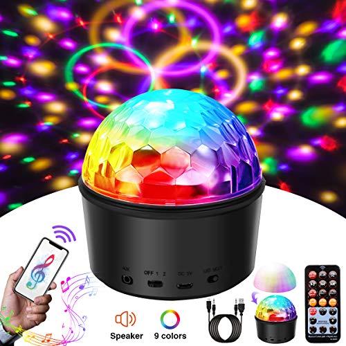 Disco BallSOLMORE 9 Colors
