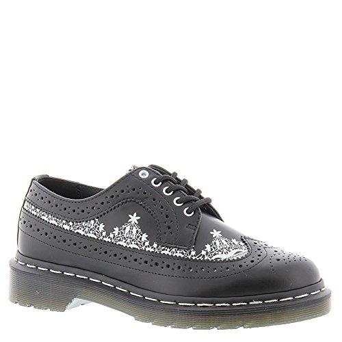 Black LACE shoe White without DR box 3989 scarpa woman MARTENS D1738 donna scarpe qzPSS0